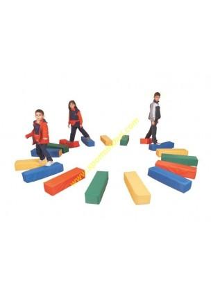 Blok Oyun Seti 17 Parça Kod: SM 421